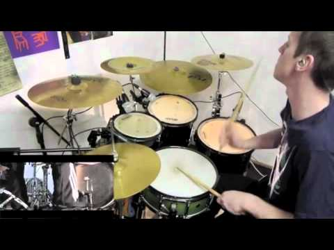 Taking Back Sunday - Sink Into Me (Drum Cover)