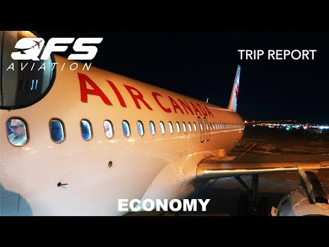 TRIP REPORT | Air Canada - A320 - Toronto (YYZ) To New York (LGA) | Economy