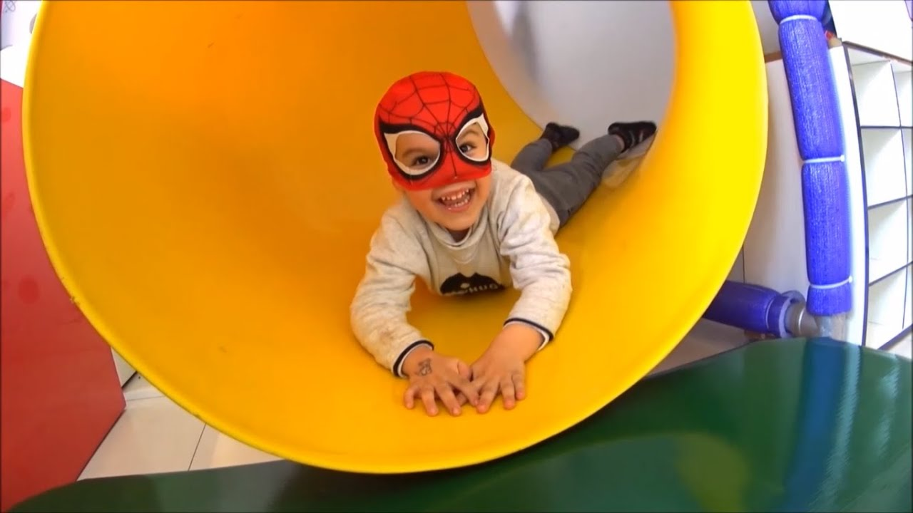 4 YEARS BIRTHDAY PARTY OF LITTLE SPIDER-MAN