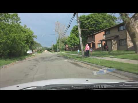 INKSTER, MI - DETROIT'S GHETTO SUBURB