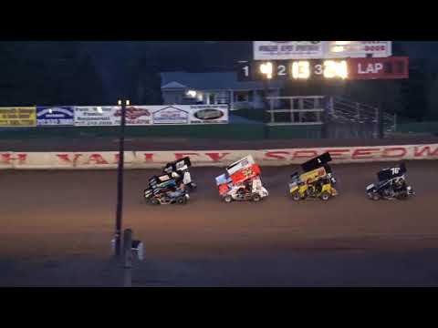 Path Valley Speedway 600s Heat 4/28/18