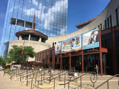 Joe Ely at the Country Music Hall of Fame