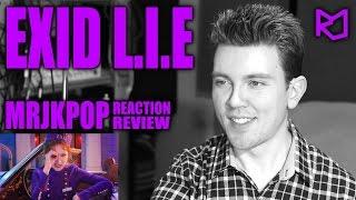 EXID L.I.E Reaction / Review – MRJKPOP ( 이엑스아이디 엘라이 LIE)