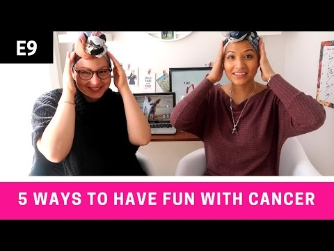 5 Ways to Have Fun With Cancer w/ Lindsey Hope, 22-year old Breast Cancer Survivor