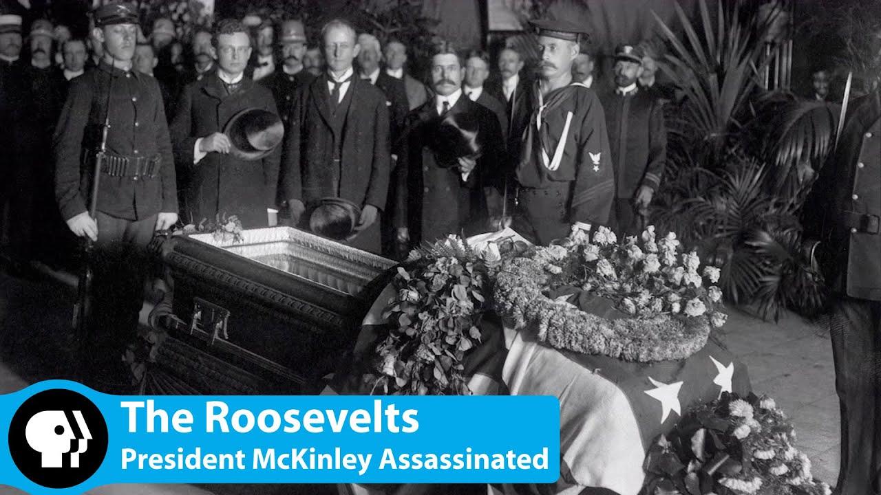 President McKinley Assassinated - YouTube