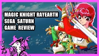 Magic Knight Rayearth Review - St1ka