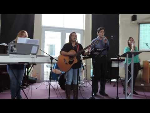 """Holy Spirit"" - Brazilian Worship Team _ Sligo City Church"
