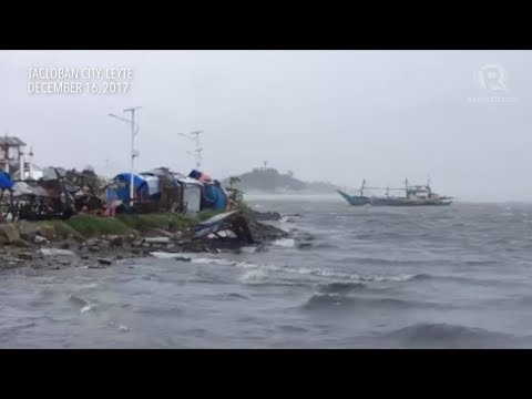 Tacloban City under state of calamity due to Urduja