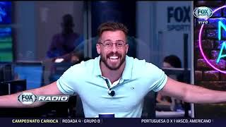 fox sports radio agora