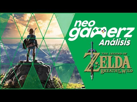 REVIEW - gamerz Análisis - The Legend of Zelda: Breath of the wild