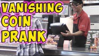 Vanishing Coin Prank thumbnail