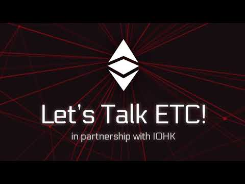 Let's Talk ETC! (Ethereum Classic) #36 - Bitmain's Antminer E3 & Anthony (Pyskell)'s Latest ETC News