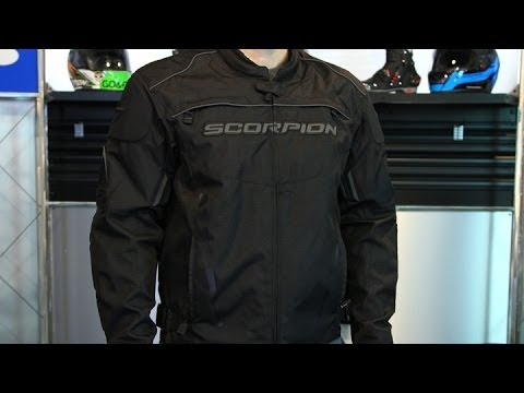 Scorpion Battalion Jacket from Motorcycle-Superstore.com