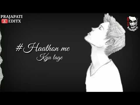 Chitthi Sad Song  Lyrics Whatsapp Status Video