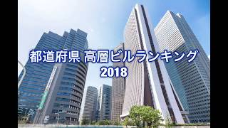 都道府県ビル高さランキング2018+α