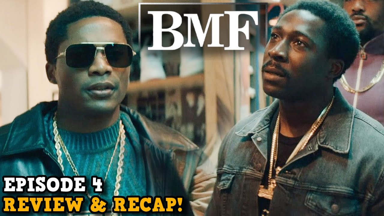 Download BMF Season 1 'Episode 4 Review & Recap'   Lamar's Terror Continues!