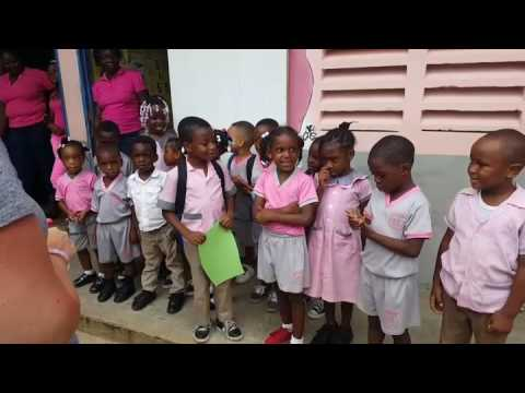 Fun Happenings Travel Group Visit to Kendal Basic School, Hanover Parish, Jamaica