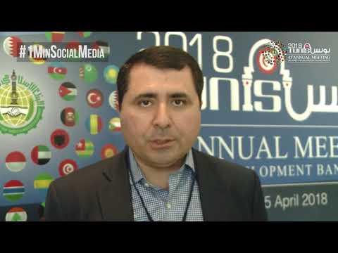 #1MinSocialMedia - Sardor Sagdullayev - Advisor to Executive Director at International Monetary Fund