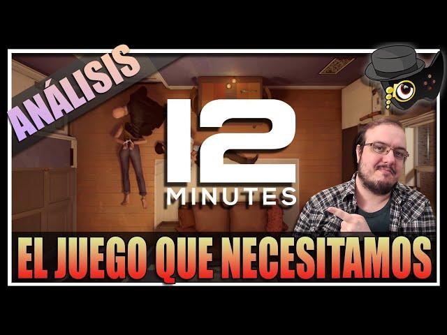 ANÁLISIS: 12 MINUTOS -El juego que necesita esta industria-