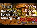 GW2 - [SC] Openworld Thief Farming Guide/Benchmark (rigged Rng No Clickbait)