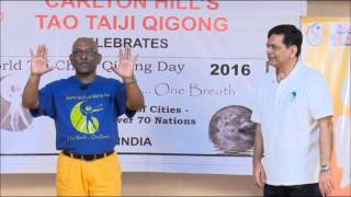 WORLD TAI CHI & QIGONG DAY 2016 - MUMBAI, INDIA - QIFUL MOMENTS