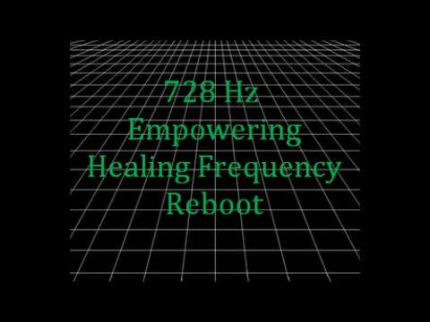 728 Hz HARMONIC LOVE FREQUENCY VIDEO