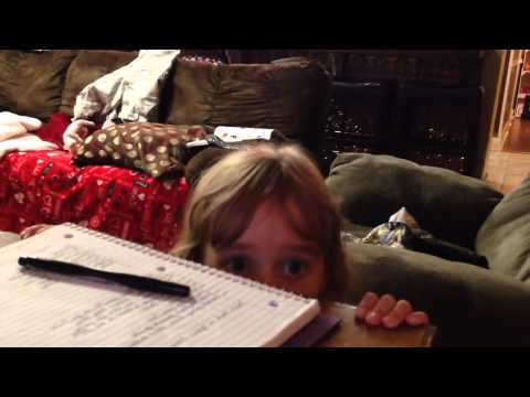 Guilty toddler denies eating chocolate donut