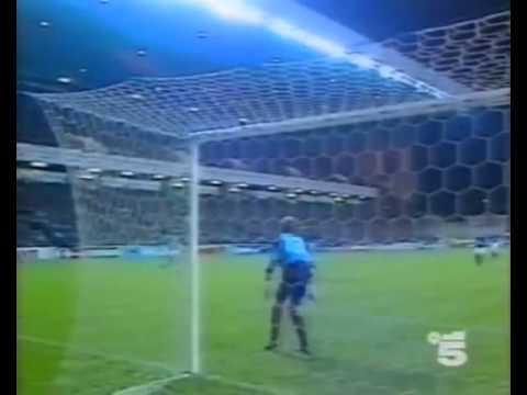 Goal di Torricelli contro i Rangers