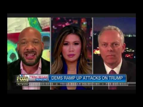 "Fox Business' ""Trish Regan Prime Time,"" Mar 20, 2019: Comparing Trump to Hitler; Trump's Tax Cuts"