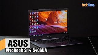 ASUS VivoBook S14 — обзор компактного 14-дюймового ультрабука