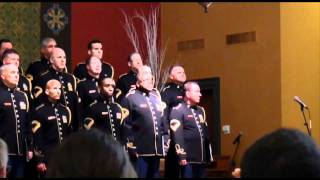 Battle Hymn of the Republic - U.S. Army Chorus - Fujifilm X10 Camera Thumbnail