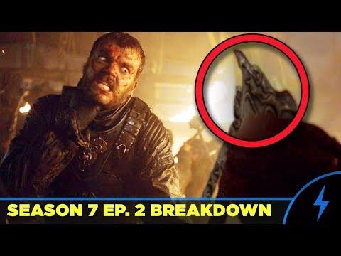 Game of Thrones Season 7 Episode 2 BREAKDOWN & EASTER EGGS Stormborn Greyjoy Battle Explained (7x02)