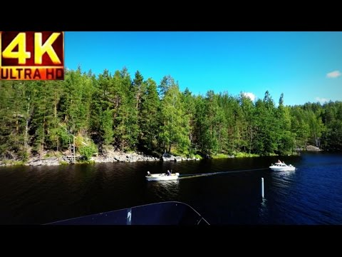 4K Amazing Finland ~ indescribable Pihlajavesi archipelago part 3.