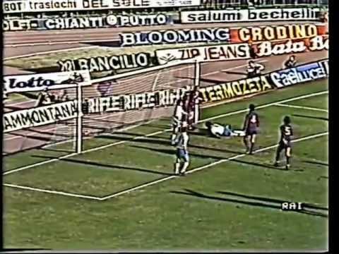 1986/87, (Napoli), Fiorentina - Napoli 3-1 (14)