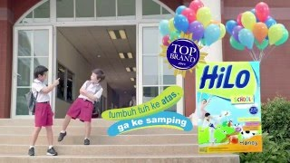 Iklan Susu HiLo School versi My Kid My Hero