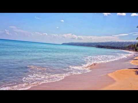 Relaxing Sounds of Waves - 1 Hour - Kpalime -Togo Beach