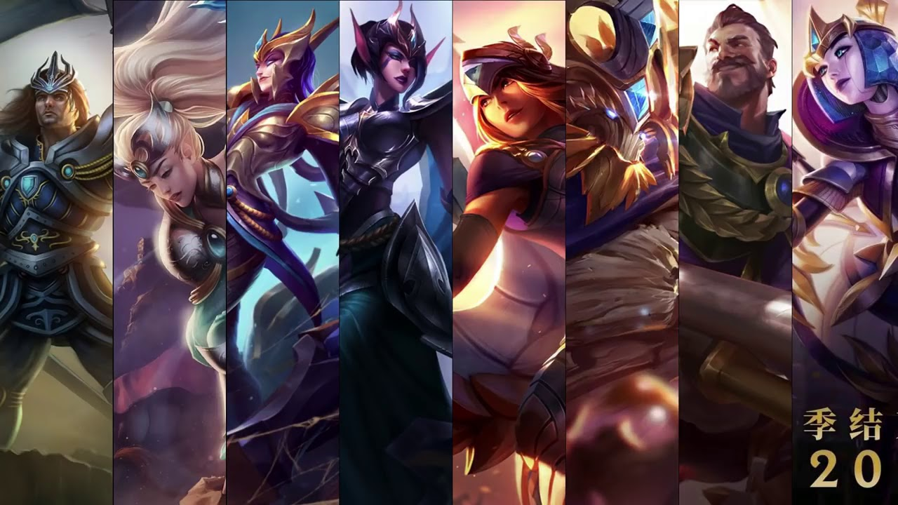 Every Victorious Skin ever and the new Victorious Oriana league of legends  - YouTube