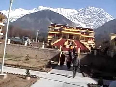 Tibetan Buddhist Monastery - Gyuto Tantric College