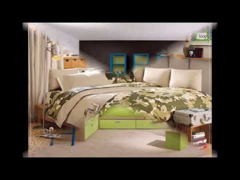 Inspiring Decorating Ideas For Spacious Kids Bedroom
