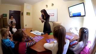 Видео уроки английского языка для детей от Fairy English