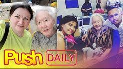 Local celebs, nagluksa sa pagpanaw ni Anita Linda | PUSH Daily