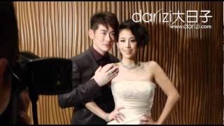 第38期大日子月刊封面拍攝花絮 - 梁靖琪及黃敏豪