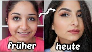 früher vs heute - Meine Augenbrauenroutine + ANKÜNDIGUNG