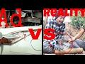 Ad VS Reality Funny Hindi Video Fevikwik Ad!!
