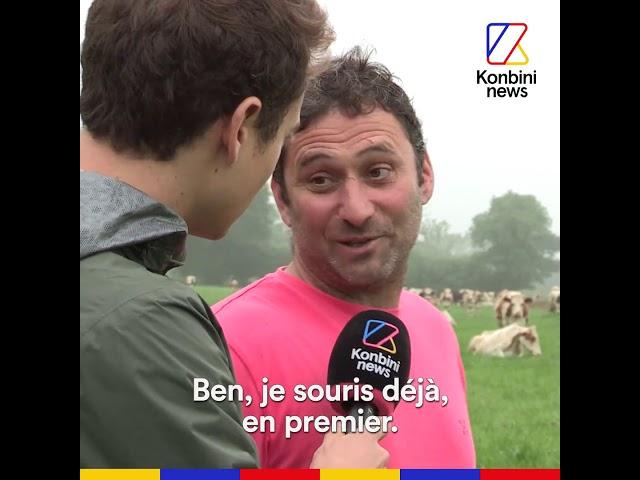 Alain, agriculteur en Normandie, a décidé d'arrêter tous les pesticides