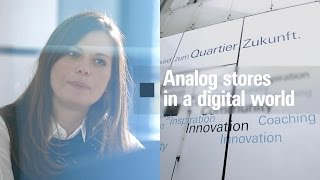 Economy Stories – Analog stores in a digital world