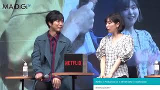 【AnimeJapan 2019】神谷浩史 茅野愛衣「斉木楠雄のψ難」ステージイベント