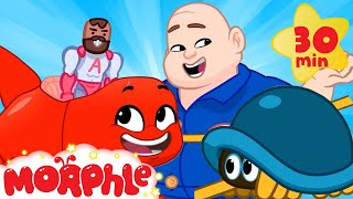 Moprhles Magic Friend - My Magic Pet Morphle  Cartoons For Kids  Morphle  Mila and Morphle