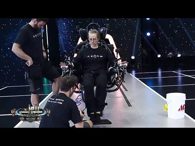 رامز جلال يعرض كواليس تعرض لأول مرة عن استوديو وكرسي رامز مجنون رسمي