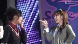 [Fancam] 081002 Tiffany - Girls' Generation - Stafaband
